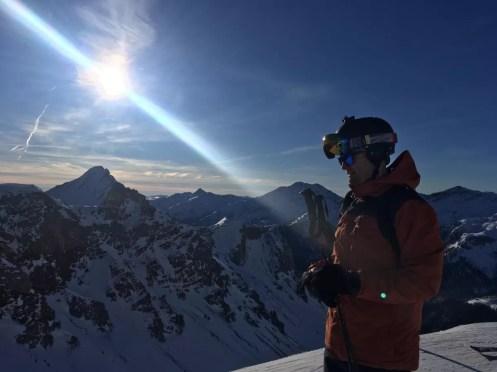 Als eerste boven bij First Track: Fotocredits: Peter de Vries