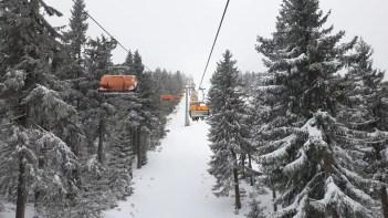 Klinovec, Tsjechië. Foto: Annechien Vanbesien-Elbers