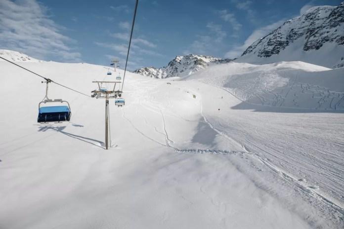 Heerlijk brede pistes voor beginnende en ervaren skiërs. Foto: DM Südtirol Benjamin Pfitscher
