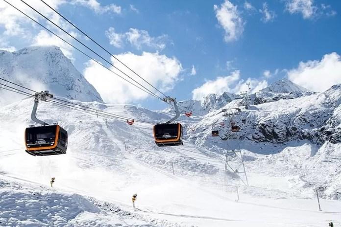 snelste skilift