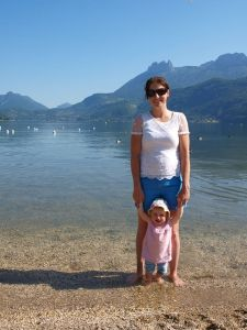 Snow Retreat's Andrea in Annecy Summer 2015
