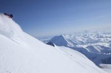 Hilaree Nelson, Denali Alaska photo:Adam Clark