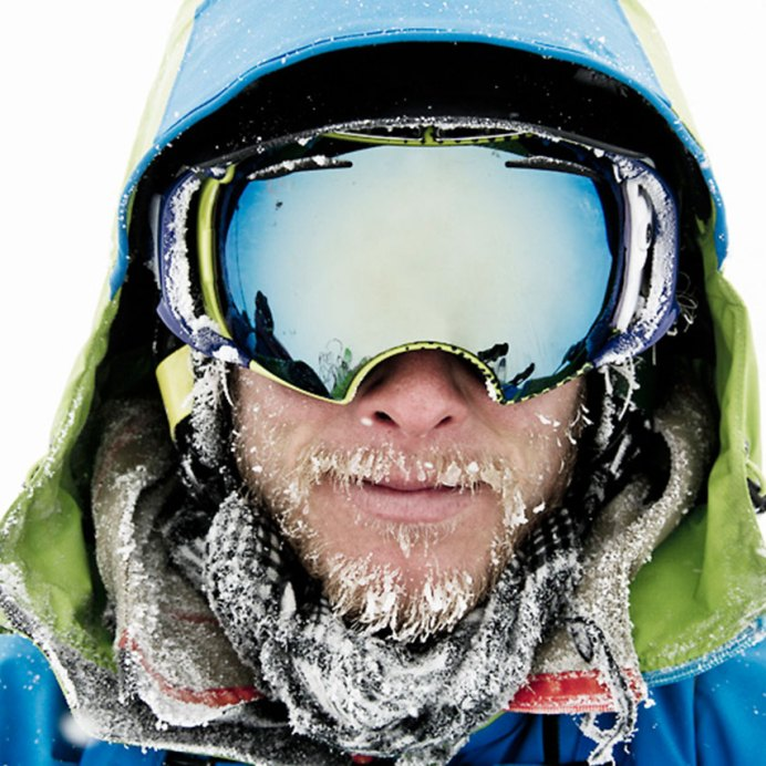 Andreas Fransonn died in an avalanche in South America
