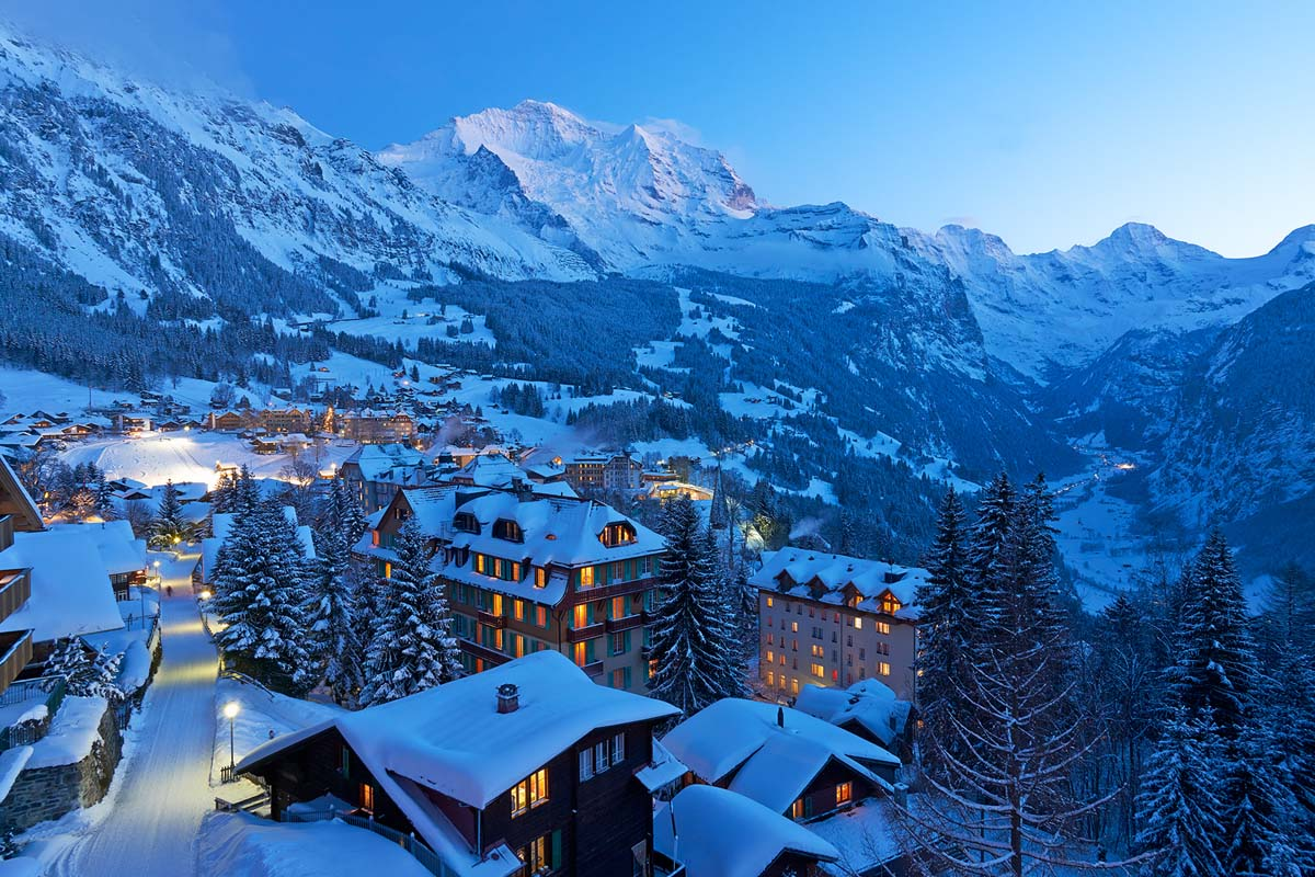 swiss ski guide - from beginners to advanced, families and foodies