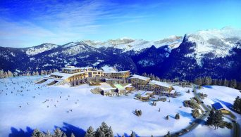 Club Med Samoens - Perspective hiver