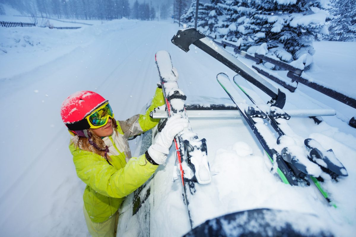 Hot tips for the weekend warrior powder stash and dash