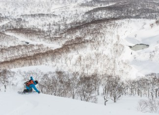 niseko photography backcountry