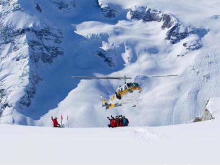 Mike Wiegele Heli Skiing