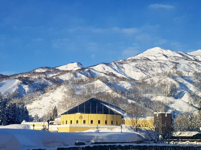 Lotte Arai ski resort Japan