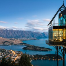 Queenstown Skyline