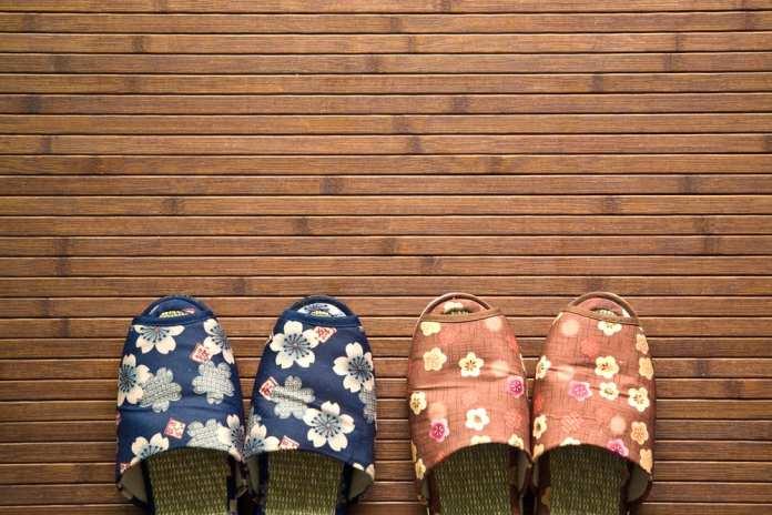 japan slippers