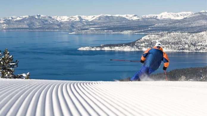 Diamond Peak Nevada ski resort