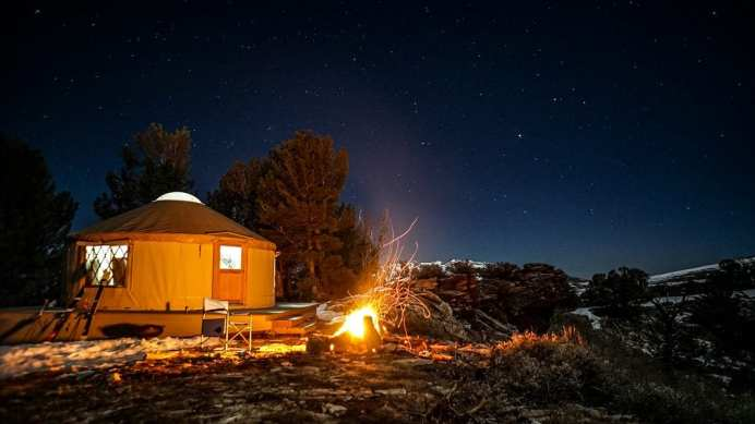ruby yurt