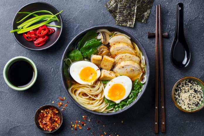 dining Japan food ski resort