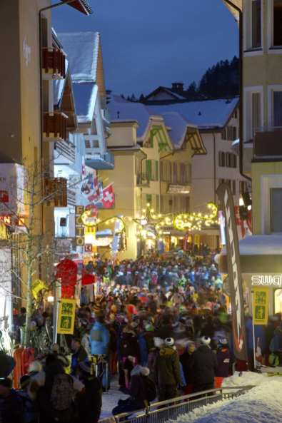 Lauberhorn Switzerland