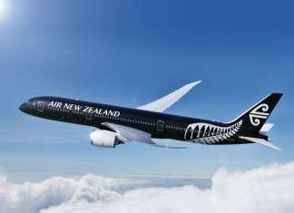 Air New Zealand Dreamliner