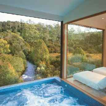 Cradle Mountain Lodge, Tasmania. Photo credit: Cradle Mountain Lodge