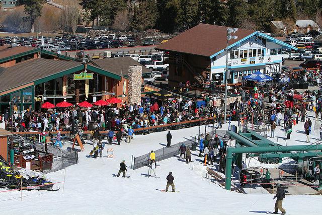 Ski Season Jobs & Work in Bear Mountain Resort | Snow Season Central