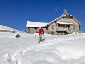 19th Nov 2014, Pierre du Moelle, Leysin, Swiss Alps