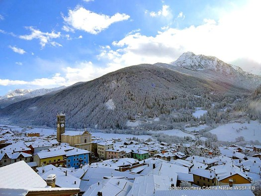 The WSSF occupied Vezza d'Oglio for the2016 World Snowshoe Championships. Yes, the hills were alive with the sound of snowshoes . . . .