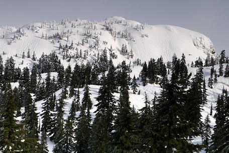 Mount Seymour, BC