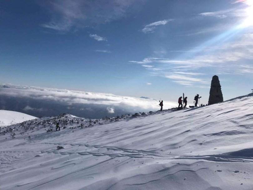 Mt Happo, Nagano, Japan