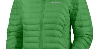 product photo: Columbia Powerfly Down Jacket - fuse green