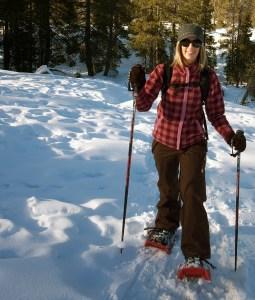 snowshoe Truckee Lake Tahoe