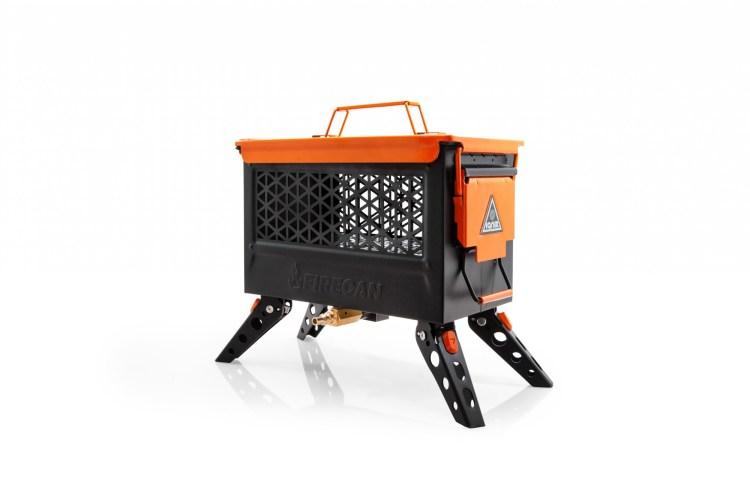 exterior retailer equipment: product photo for Ignik FireCan