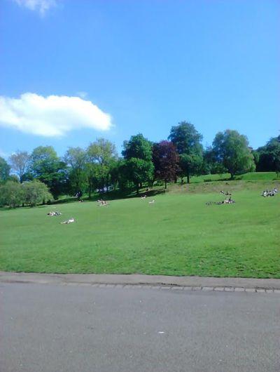 Kelvingrove Park- Glasgow, Scotland