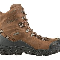 "Oboz Footwear Bridger 8"" & Big Sky Boot Reviews: Insulation For Winter"
