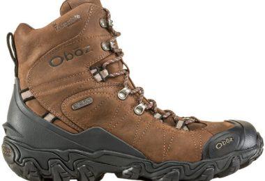 """Oboz Footwear Reviews: Bridge 8"""" Boot"""