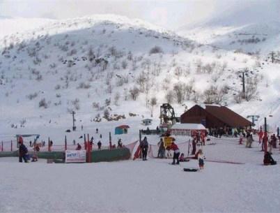Mount Hermon play time