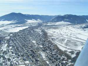 A Snowshoeing Destination Guide To Red Lodge Montana Snowshoe Magazine