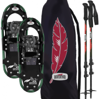 Redfeather Snowshoes Gear Guide