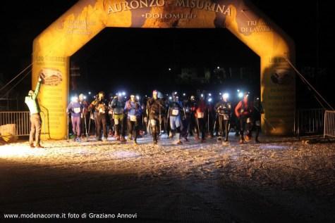 2015's start on the long race at CIASPALONGA