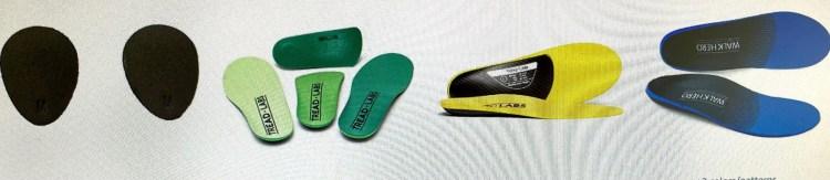 Tread Lab Insole product photo