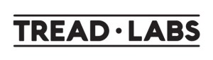 tread lab logo in black/white
