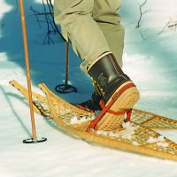 The Future of Traditional Snowshoes: We Value Our 6,000-Year Tradition