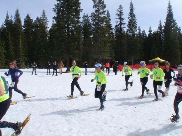 The group raced--and many medaled!--at the USSSA Nationals held in Bend, OR, 2013