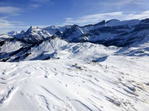 22 Dec 2014 - Isenau, Les Diablerets, Swiss Alps