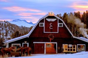 Photo courtesy of C Lazy U Ranch