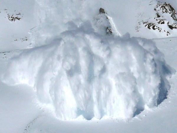 Avalanche - Copyright Free Imag