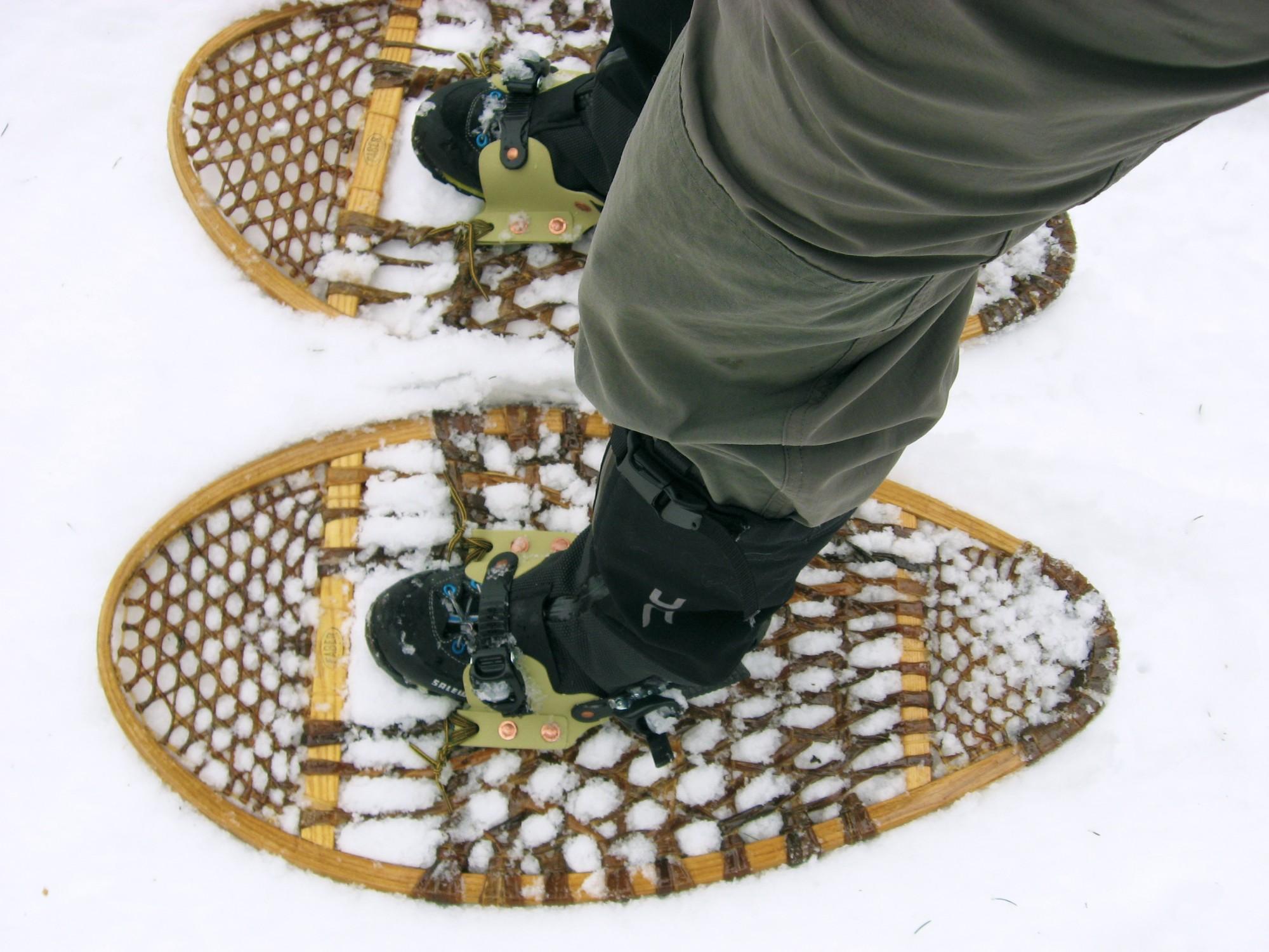 Bear Paw Snowshoes Kits