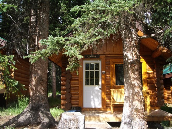 Cabins at Shadow Lake