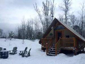 Parks Canada oTENTik Jenn Smith Nelson