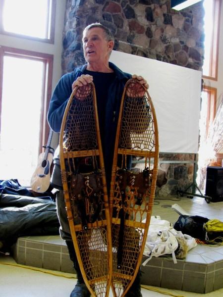 Winter Trekking veteran Dick Pula discusses equipment choices.