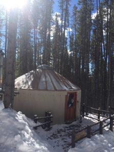 Tennessee Pass Sleep Yurts