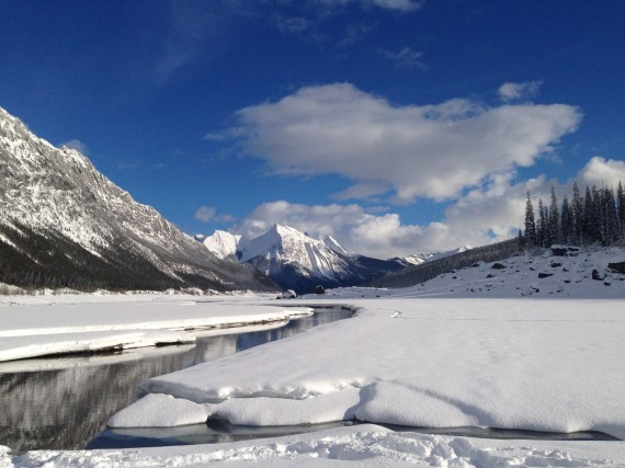 Exploring Jasper National Park in the Northern Canadian Rockies