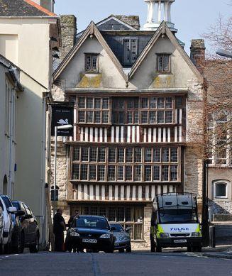 Merchants House Plymouth